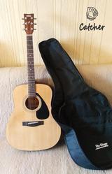 Новая акустическая гитара Yamaha F-310 + чехол в подарок